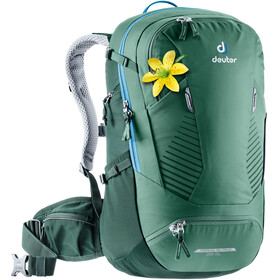 Deuter Trans Alpine 28 SL Backpack Women seagreen-forest